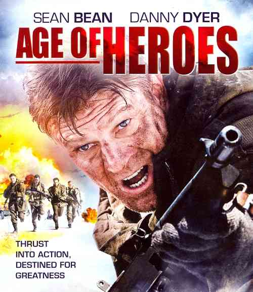 AGE OF HEROES BY BEAN,SEAN (Blu-Ray) -