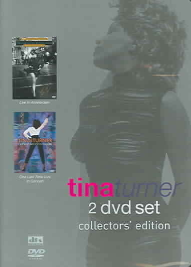 AMSTERDAM:ONE LAST NIGHT COLLECTOR'S BY TURNER,TINA (DVD)