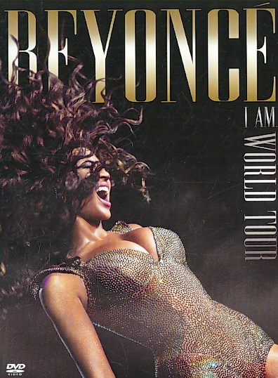 I AM WORLD TOUR BY BEYONCE (DVD)